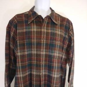 Pendleton Original Board Shirt Men sz XL